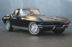 1963 Chevrolet Corvette  - Split Window Schaltgetriebe