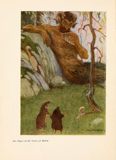 The wind in the willows by Grahame, Kenneth, 1859-1932; Bransom, Paul, 1885- ill  Published c1913 Topics Animals SHOW MORE   The escapades of four animal friends who live along a river in the English countryside--Toad, Mole, Rat, and Badger  The escapades of four animal friends who live along a river in the English countryside--Toad, Mole, Rat, and Badger   Publisher New York : Scribner Year 1913 Pages 396 Possible copyright status NOT_IN_COPYRIGHT