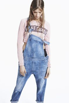 Overall: Citizens of Humanity, Sweater: Liv Bergen