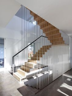 A Single Family House - Picture gallery #architecture #interiordesign #staircases