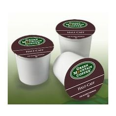 Green Mountain Coffee HalfCaff 24Count Kcups for Keurig Brewers Pack of 2 * Be sure to check out this awesome product.