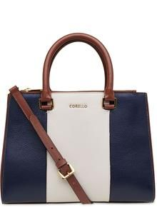 handbag-classic-bicolor #corello