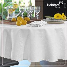 Uma linda mesa, para você aproveitar tudo o que há de melhor em família!