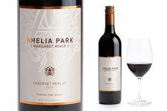 Amelia Park Wines - Glasfurd & Walker : Concept / Graphic Design / Art Direction : Vancouver, BC