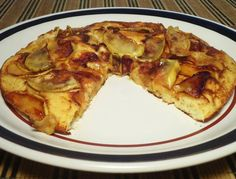 Receta de Panque de manzana Le Chef, Sin Gluten, Lasagna, French Toast, Food And Drink, Yummy Food, Dishes, Meat, Chicken
