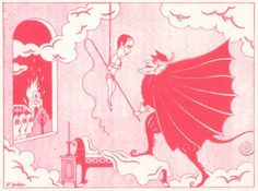 "toiletpapercosmos:  Tadanori Yokoo from ""Posthumous Works"", 1968."