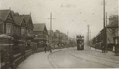 Caerleon Road Newport Mon - Newport Past Photo Search Newport Wales, Newport Gwent, Gif Pictures, Photo Search, Old Photos, Past, Street View, Cymru, World