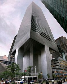 The ugliest buildings in NYC CITICORP CENTER 601 LEXINGTON AVE @ 54st