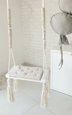 Hanging Chair, Wardrobe Rack, Ladder Decor, Room, Furniture, Home Decor, Unicorn, Products, Bedrooms
