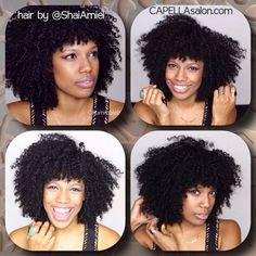Beautiful natural haircut by @Shai Amiel - http://www.blackhairinformation.com/community/hairstyle-gallery/natural-hairstyles/beautiful-natural-haircut-shaiamiel/ #naturalhair #haircut #curls