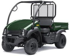 Kawasaki Mule Utility Vehicles were recalled on March 15, 2012.