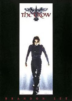 El Cuervo poster cartel de la película   Carteles de Cine y Posters