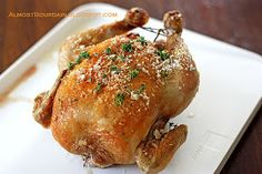 My Pinterest Reality: Simple Roasted Chicken