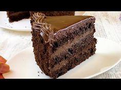 Ez a legfinomabb torta, amit valaha ettem! Mindenki receptet fog kérni! - YouTube Chocolate Lovers, Chocolate Cake, Cheesecake Cake, Cheesecakes, Amazing Cakes, Goodies, Desserts, Food, German