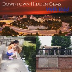 Rocket City Mom has lots of ideas for having fun downtown with kids! Check it out!