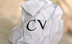 Things Not To Put On A Resume Coventry University Careers Covunicareers On Pinterest