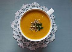 Zupa krem ogórkowa Food, Essen, Meals, Yemek, Eten