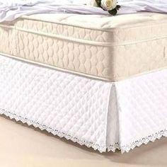 26 mejores im genes de cubre sommier bedroom decor - Como hacer un canape ...