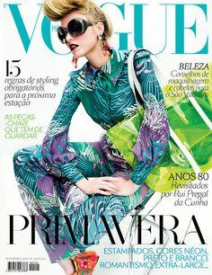 Vogue Portugal #124: fevereiro de 2013