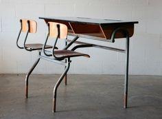 desk. old school!