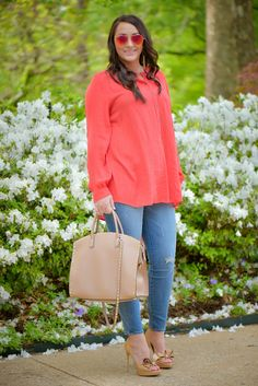 free people top-jeans-valentino bow heels