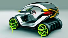 ru - The main resource of the vehicle design. The design of the car. Car Design Sketch, Car Sketch, Design Transport, E Biker, Microcar, Concept Motorcycles, Smart Car, City Car, Futuristic Cars