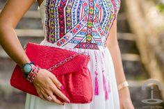 Ethnic Dress Vestido étnico Crimenes de la Moda Londali