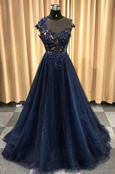 Blue Wedding Dresses, Blue Dresses, Long Dresses, Wedding Attire, Pretty Dresses, Beautiful Dresses, Formal Dresses, Quinceanera Dresses, Quinceanera Ideas