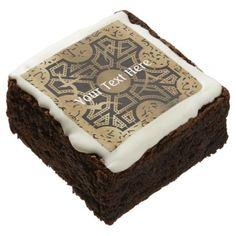 #Falln Lament Side D Chocolate Brownie - #halloween #brownies #sweets #goodies