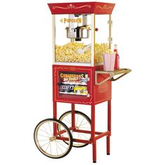I pinned this Greenlee Popcorn & Concession Cart from the Nostalgia Electrics event at Joss and Main!