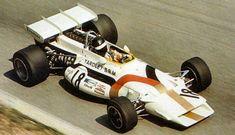 Peter Gethin - 1971 BRM