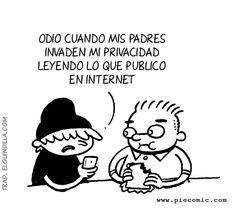 A mi mama, NO!: Photo