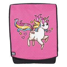 #cute - #The Majestic Llamacorn Backpack