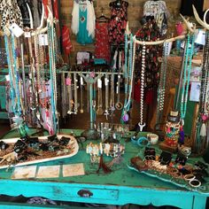 Spice up your wardrobe with one-of-a-kind finds from Effie's Unique Boutique. From turquoise jewelry and flowy vests to floral tank tops and fashionable jeans, you can easily give your closet a full makeover after a trip to this Madill, Oklahoma shop.
