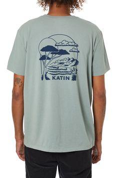 Men's Organic Cotton Graphic Tees - Katin USA Organic Cotton, Graphic Tees, Usa, Mens Tops, T Shirt, Design, Fashion, Supreme T Shirt, Moda