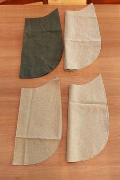 Step by step tutorial Hobo Bag Patterns, Creative Bag, Linen Bag, Denim Bag, Simple Bags, Quilted Bag, Big Bags, Waterproof Fabric, Handmade Bags