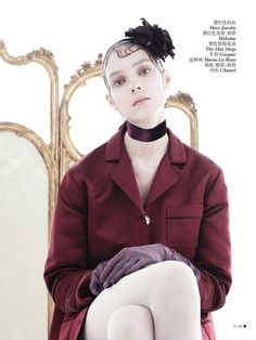 Luxurious Intimates (Vogue China)
