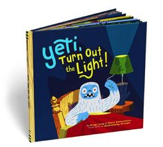 """Boing Boing says Yeti, Turn Out the Light! is """"a fantastic children'sbook""""!"""