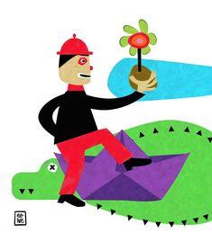 Una terrible tormenta, una flor que anda y Mario, el pequeño Marinero. ¡Aventura asegurada!