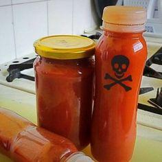 Pesto, Hamburger, Cooking Recipes, Stuffed Peppers, Foods, Baking, Drinks, Food Food, Drinking