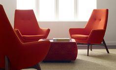 Hospitality Design - Midcentury Modern