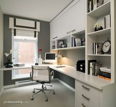 20 Lovely Small Home Office Ideas. 20 Lovely Small Home Office Ideas. The chances are you are looking for small home office solutions, if you are considering creating an office within your […]