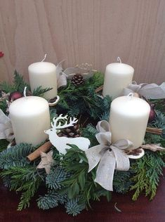 adventný veniec, advent, Vianoce, vianočné dekorácie, vianočná výzdoba, christmas, christmas decoration Green Christmas, Winter Christmas, Christmas Time, Christmas Wreaths, Christmas Decorations, Xmas, Holiday, Green Advent Wreath, Diy Wreath