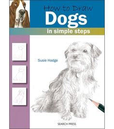 Search Press Books-How To Draw Dogs