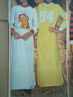 long t-shirt pajamas
