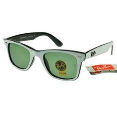 Cheap Ray Ban 2140 Wayfarer Sunglasses Outlet Sale WS11 $23.14