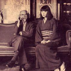 Sayoko Yamaguchi & Seijun Suzuki / 鈴木清順&山口小夜子