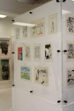 Crunchyroll - A Look Inside the Katsuhiro Otomo GENGA Exhibition Katsuhiro Otomo, Photo Wall, Gallery Wall, Home Decor, Art, Dibujo, Photograph, Decoration Home, Room Decor
