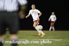 GIRLS SOCCER Fleetwood Tigers defeat the Muhlenberg Muhls 3-1 at Ray Buss Field, Fleetwood. Photo by Jeremy Drey 9/26/2016