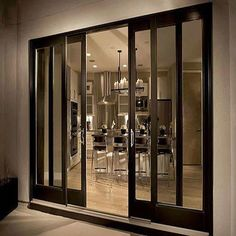 Among other types of doors that available on the market, the sliding door is the best option for any type of home. For those who live in tiny apartment, the sliding door is . Read MoreHow to Replace a Sliding Glass Door Properly Sliding French Doors, Sliding Wood Doors, French Doors Patio, Front Doors, French Patio, Entry Doors, Double Doors, Front Entry, Sliding Door Design